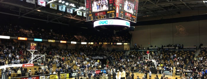 CFE Arena is one of NCAA Division I Basketball Arenas/Venues.