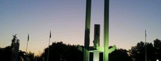Lozan Barış Anıtı is one of สถานที่ที่ ESRA👑 ถูกใจ.