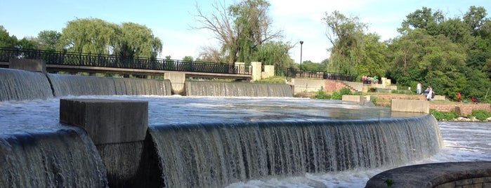 Worth Water Reclamation is one of favorites.