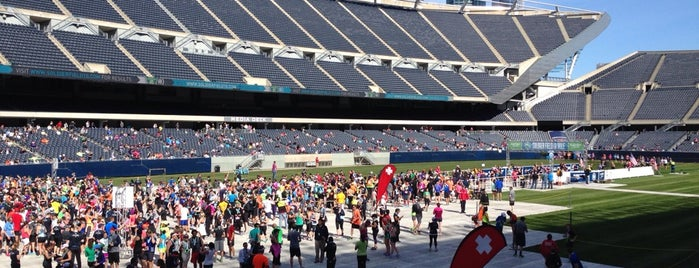 Soldier Field 10 Mile is one of Marshaさんのお気に入りスポット.