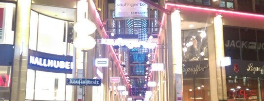 Kaufingerstraße is one of MUNICH SEE&DO&EAT.
