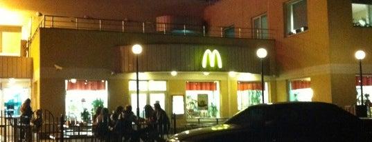 McDonald's is one of EURO 2012 KIEV WiFi Spots.