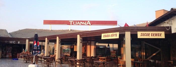 Tuanna Dinlenme Tesisleri is one of Lieux qui ont plu à MMÇ.