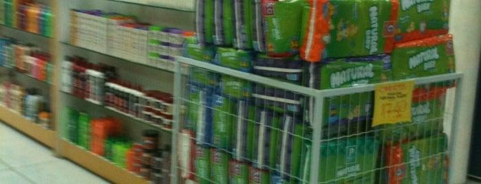 Drogaria Nobre is one of ATM - Onde encontrar caixas eletrônicos.