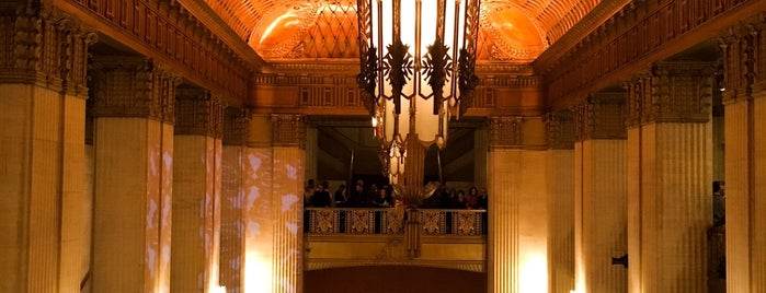 Lyric Opera House is one of Chicago Activities.