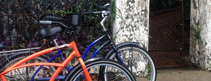 Arts District Bike Rental is one of NOLA.