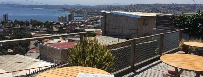 Camila is one of Valparaiso / 2013.