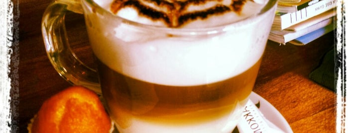 Bendita Locura Coffee is one of Merendar.