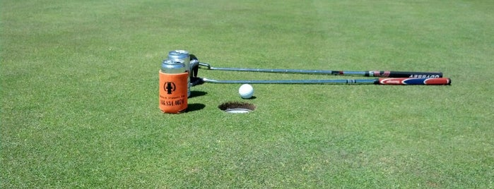 Pinecrest Golf Club is one of The only Holliston in the USA #VisitUS.