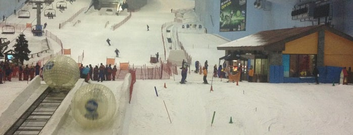 Ski Dubai is one of Kids In UAE.