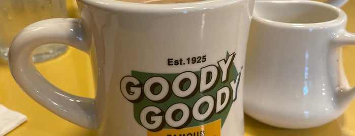 Goody Goody Burgers - Hyde Park is one of Tampa Eateries.