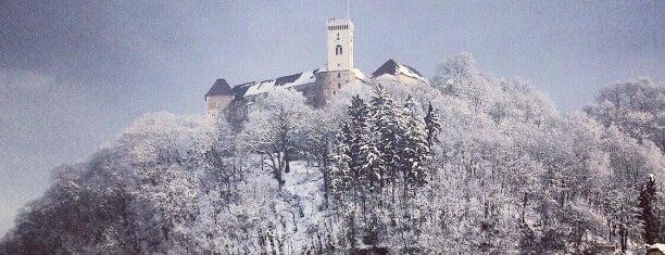 Ljubljanski Grad | Ljubljana Castle is one of Ljubljana.