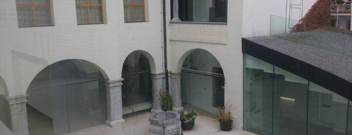 Mestni Muzej Ljubljana / City Museum of Ljubljana is one of Slovenia.