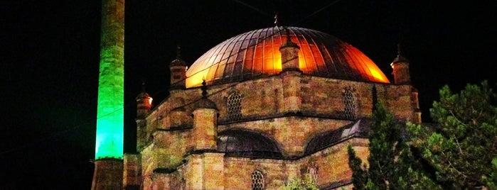 Kurşunlu Camii is one of Nevşehir-Kapadokya-Nisan 2018.