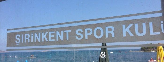 Şirinkent Spor Kulübü is one of สถานที่ที่ MZ ถูกใจ.