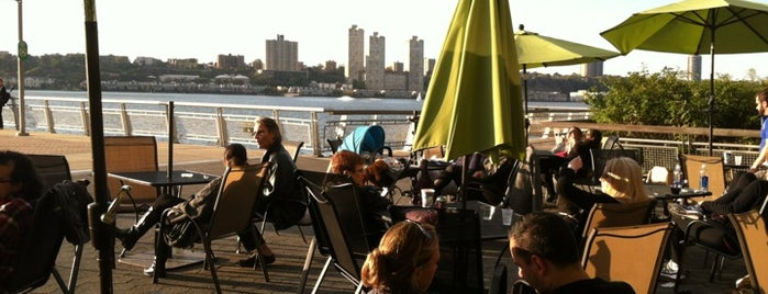 Pier I Cafe is one of Best Rooftop and Outdoor Bars in New York City.