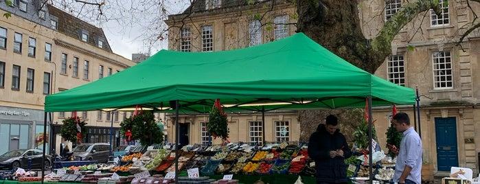 Bath Farmers Market is one of Bath Deli.