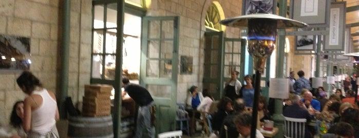 Hamiznon: Kitchen Station (המזנון) is one of Jerusalem.