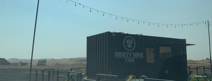 99 Cafe is one of UAE road trip.