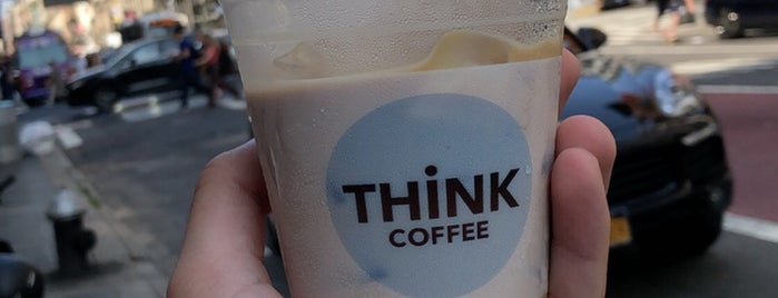 Think Coffee is one of Tempat yang Disukai N.