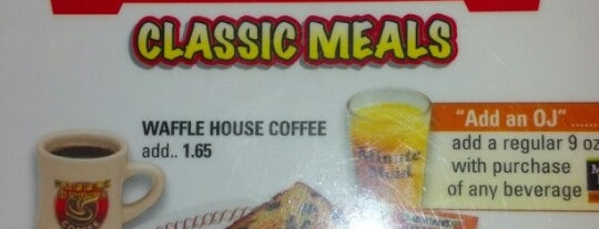Waffle House is one of Posti che sono piaciuti a Hiroshi ♛.