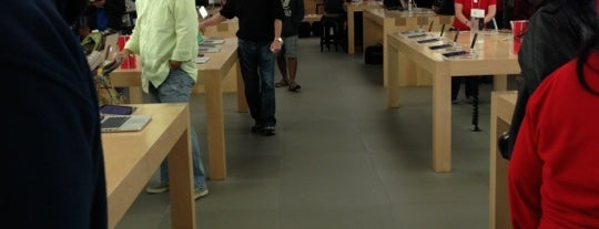 Apple Baybrook is one of Apple Stores US West.
