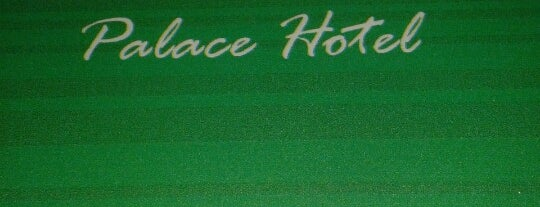 Verde Vale Palace Hotel is one of Maa'nın Beğendiği Mekanlar.