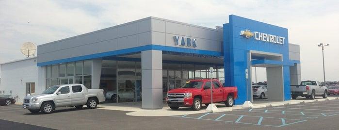Yark Chevrolet is one of Posti che sono piaciuti a steve.