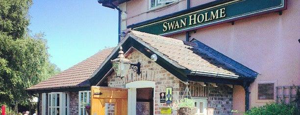 The Swan Holme is one of Lugares guardados de Alex.