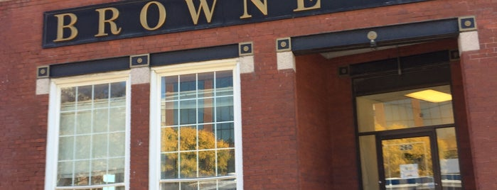 Browne Trading Co. is one of Maine.