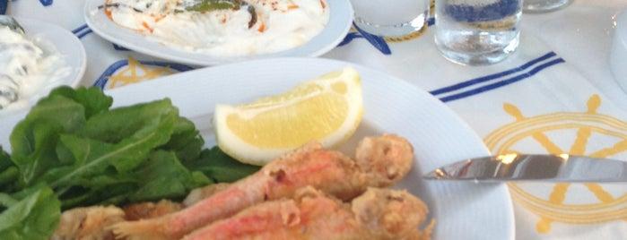 Gümüşlük Balık Pişirme Evi is one of Bodrum.