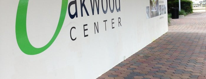 Oakwood Center is one of N'awlins Newbie.
