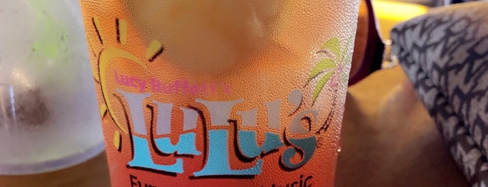 Lucy Buffett's LuLu's Destin is one of Destin.