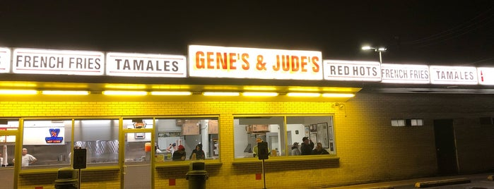 Gene's & Jude's is one of Eat.