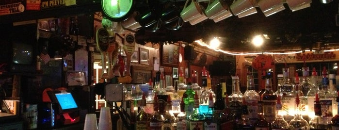 Sawmill Saloon is one of My Home Bars.