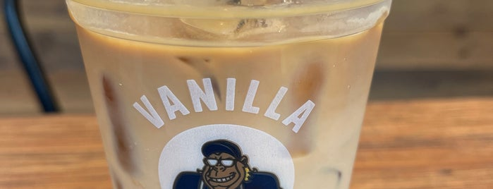 Vanilla Gorilla Cafe is one of Favorites Coffee Shops in NY.