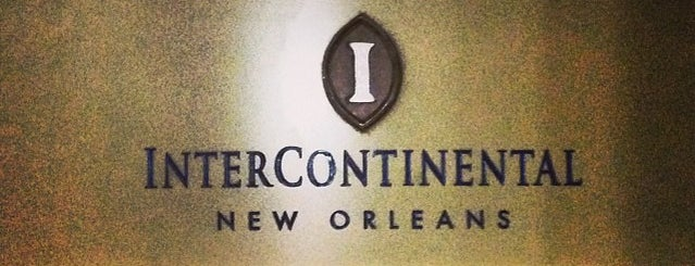 InterContinental New Orleans is one of New Orleans.