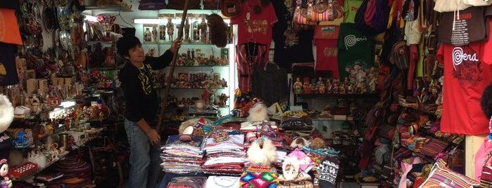 """Galería """"San Francisco"""" is one of Lima."""