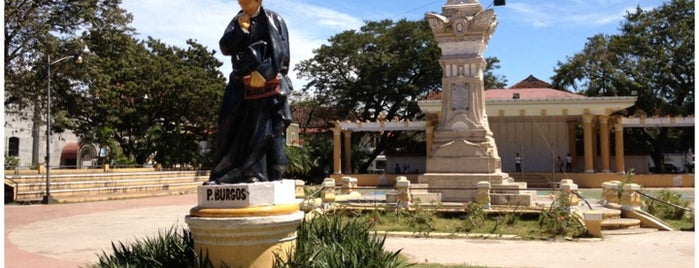 Plaza Burgos is one of Dion: сохраненные места.