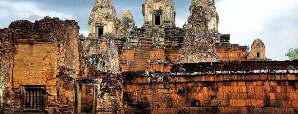 Pre Rup is one of Siem Reap, Cambodia.