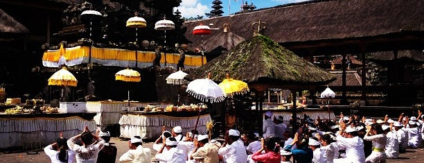 Pura Besakih (Mother Temple of Besakih) is one of Bali.