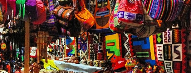 Mercado de Machu Picchu is one of Janete 님이 저장한 장소.