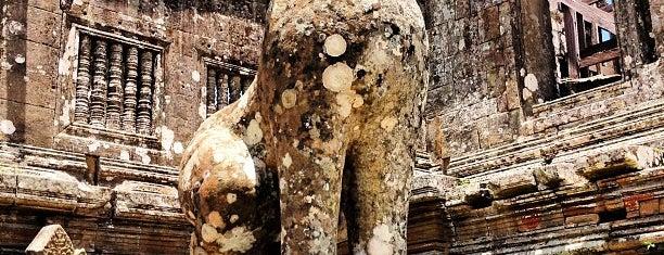 Preah Vihear (เขาพระวิหาร) ប្រាសាទព្រះវិហារ 柏威夏廟 is one of Top photography spots.