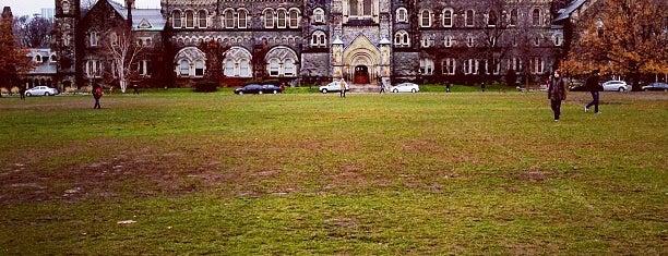 トロント大学 is one of Toronto.