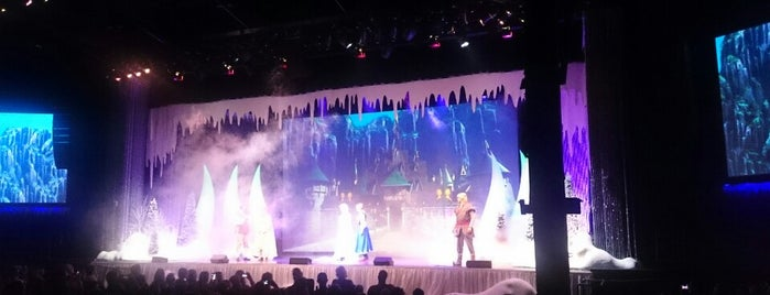 For The First Time in Forever: Frozen Sing-Along is one of Florida.