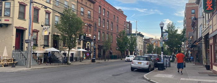Lark Street is one of Albany.