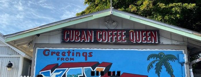 Cuban Coffee Queen is one of Novi 님이 좋아한 장소.