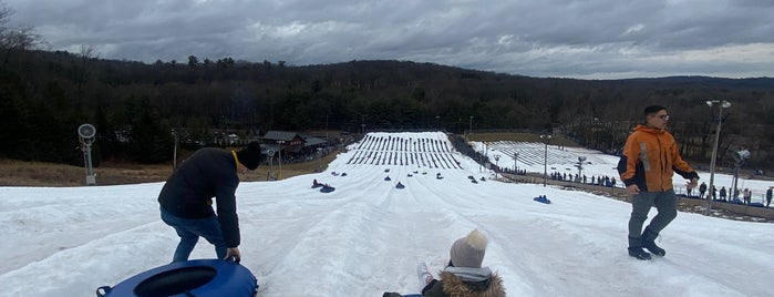 Camelback Snowtubing is one of Poconos.