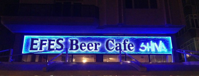 Efes Beer Cafe Shiva is one of Tempat yang Disukai Mayda.