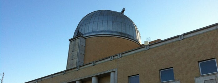 INAF - Rome Astronomical Observatory is one of Roma.